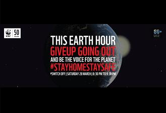 Earth hour india