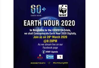 Earth hour uganda