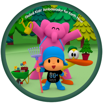 Pocoyo Earth Hour 2021 Activity Book_Front Cover (cropped)