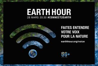 earth hour drc