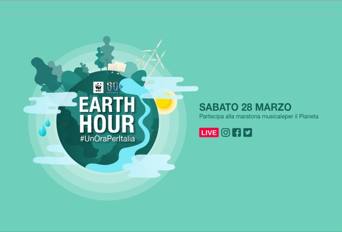 earth hour italy