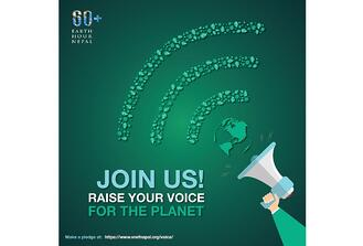 earth hour nepal