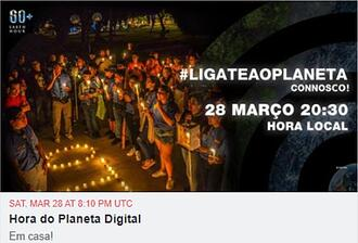 earth hour portugal