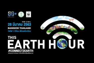 earth hour thailand