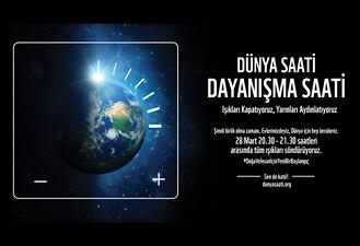 earth hour turkey