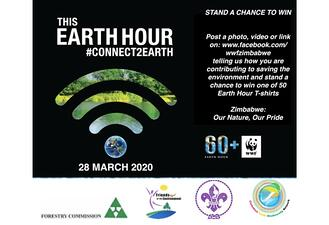earth hour zimbabwe