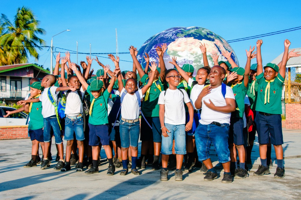 Mobilizing young people to save the planet