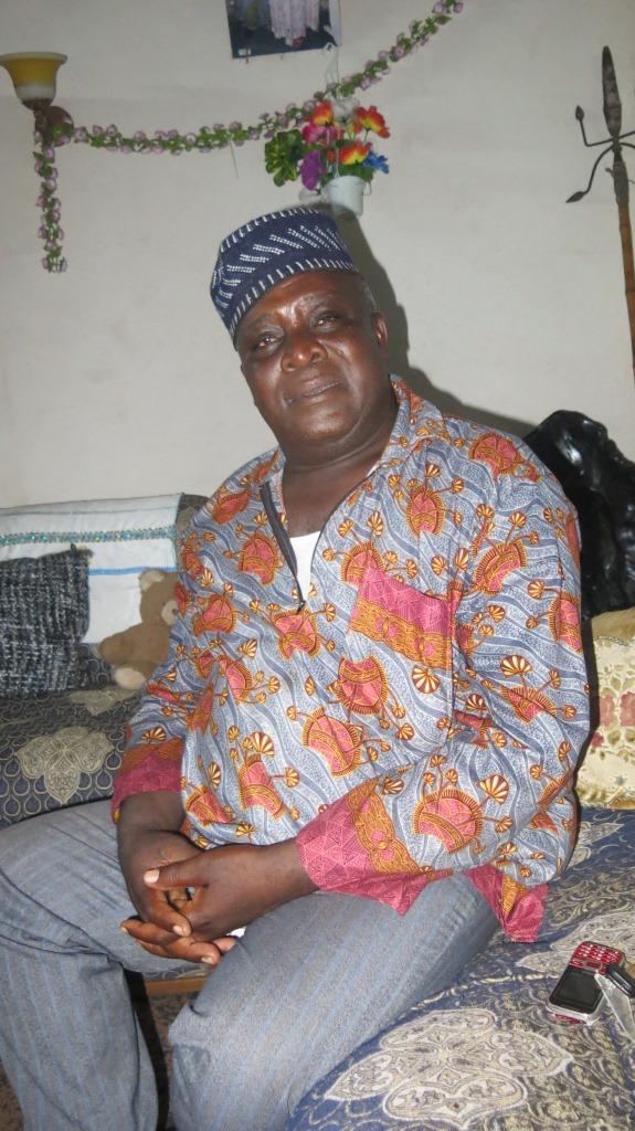 HRH Chief Kaka Daniel Esowe