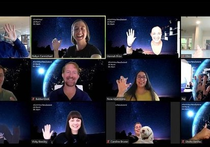 Millions unite online making Earth Hour 2020 one of the largest virtual movements for the environment